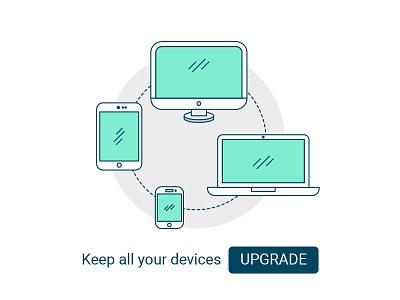 Advertisement / Daily UI #098 web ux ui sponsor sponsored promotion minimal upgrade dailyui advertisement ad 098