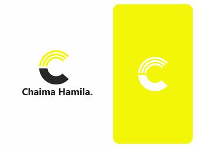 Chaima Hamila Logo vector illustration p business businesslogo design branding graphic design logo