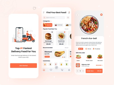 Food Delivery App 🚚