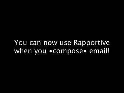 Rapportive Compose View compose-view rapportive