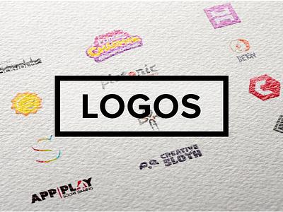 Logos 2014-15 logo identity typo illustration brand