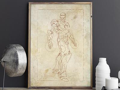 Ironman hero avengers stark marvel ironman