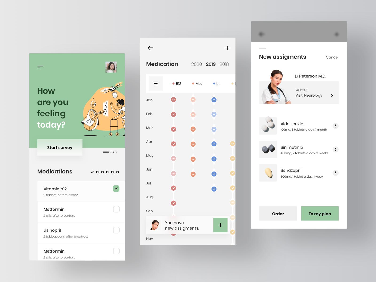 EHR - Healthcare Patient App