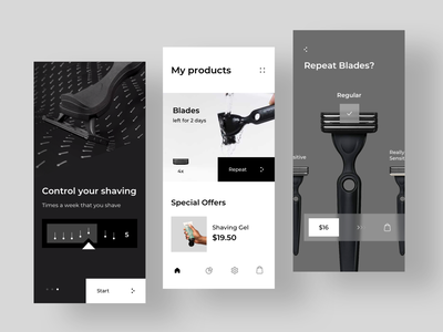 Boldking - Ecommerce Mobile App rondesign ecommerce healthcare health app