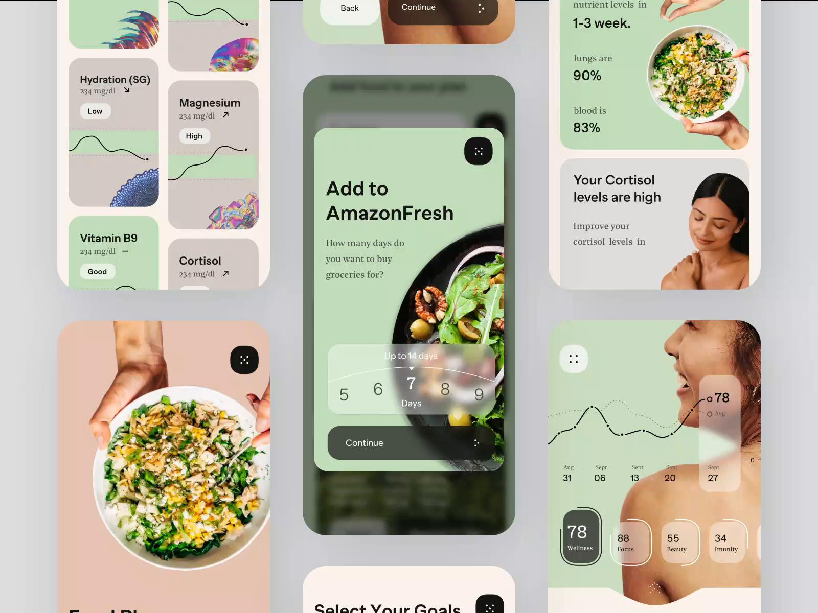 Vessel - Medical Mobile App Design