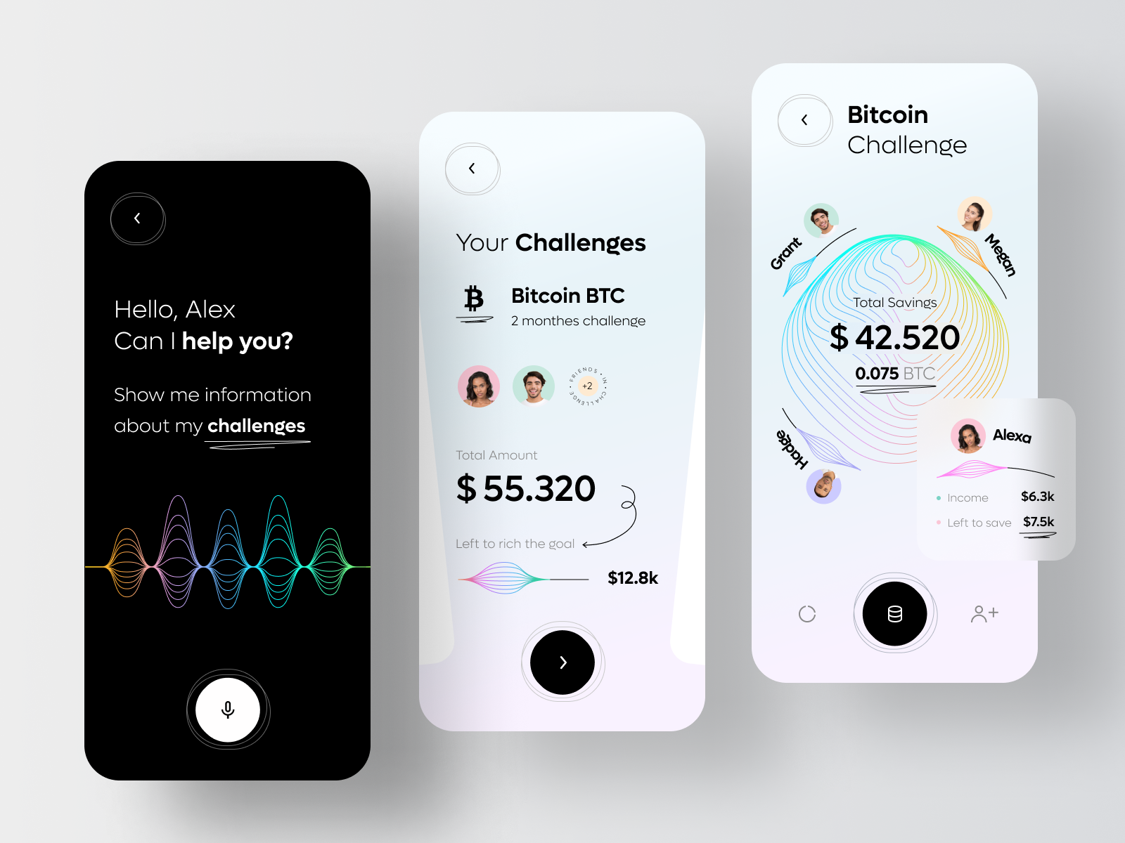 Financial App - Personal Assistant