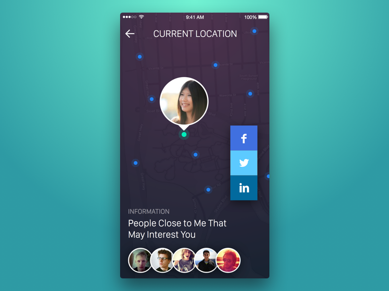 Capture-app-discover. JOIN THE COMMUNITY.