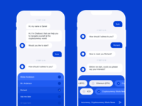 Daneel - Smart Crypto Bot (Chat)