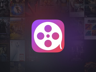 Kino Sporedi icon icon app app icon movies icon movie theater