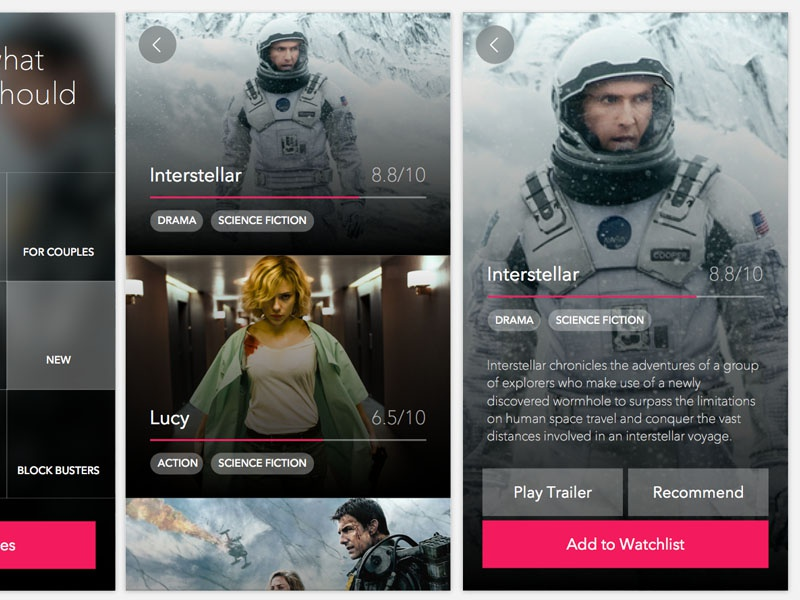 Movie Watchlist