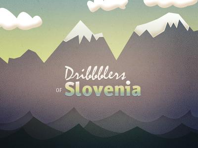 Dribbblers of Slovenia