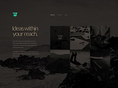 Markeljc Website