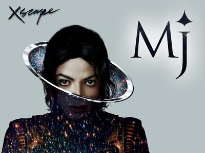 Michael Jackson New Logo for Xscape Album :) beLIEve