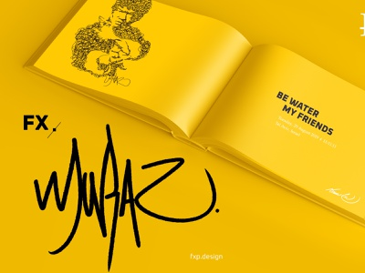 Fusion Experience Book / Preorder Now Deluxe Limited Edition inkod ilan dray ui ux experience autograph signature limited book fusion experience fusion friends be water munbaz bruce lee bruce