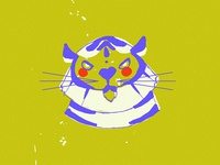 Tiger illustration tiger
