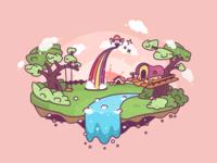 Cupid Game Scene