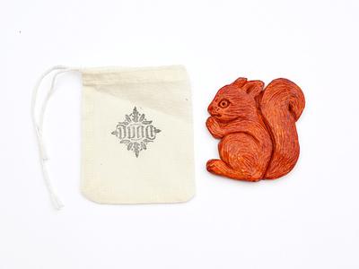 Squirrel clay art design artist squirrel designs sculpture sculpt clay