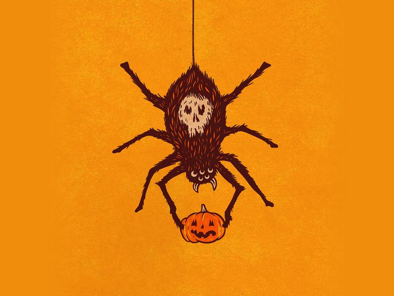 WEENZINE SEVEN cute spoopy design art halloween