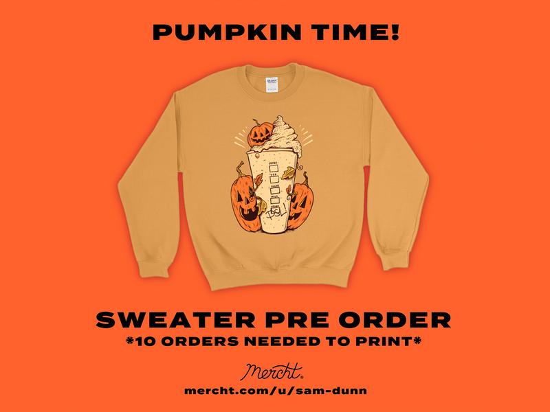 Pumpkin Time! pumpkins pumpkin illustration design illustration art