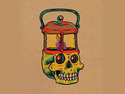 WEENZINE EIGHT halloween cute skull design art drawing illustration