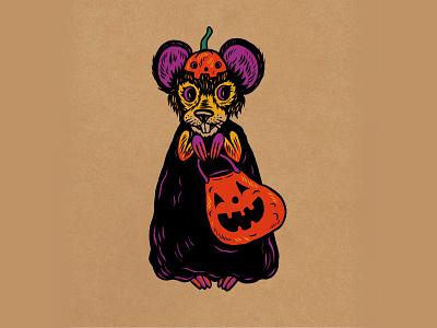 WEENZINE EIGHT character halloween cute design art drawing illustration