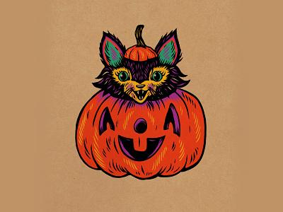 WEENZINE EIGHT cute halloween art character spooky halloween design art drawing illustration