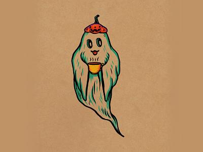 WEENZINE EIGHT halloween design art character drawing cute spooky illustration