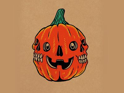 WEENZINE EIGHT spoopy spooky halloween design cute pumpkins pumpkin drawing illustration