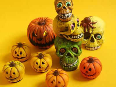 New Shop Update! shop cute halloween spooky paint