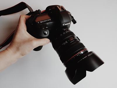 Snap! canon 5d 5d camera new