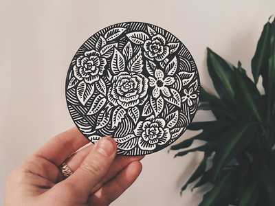Draw on Everything gift cute ceramic sharpie pen drawing illustration