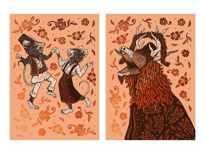Foil Prints