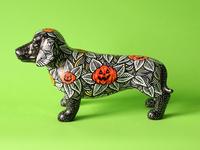 Pumpkin The Sausage Dog