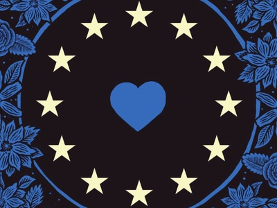 EU drawing sam dunn brexit european europe