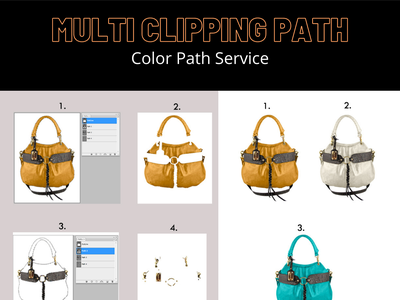 Photoshop Multi Clipping Path photoshop clipping path multi clipping path