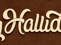 Nicky Halliday Identity 4