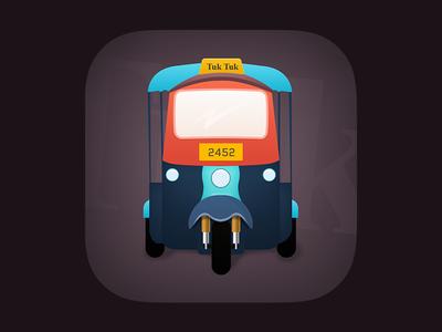 Tuk Tuk tuk tuk auto autorikshaw rikshaw