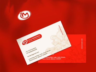 Rabri Product - Logo and card design