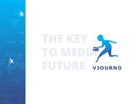 VJOURNO - Logo Design