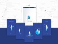 Vjourno App UI/UX