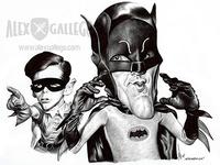 Holy Ballpoint pen, Batman!