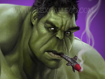 Hulk detail 400l