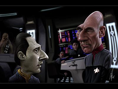First Contact - Star Trek
