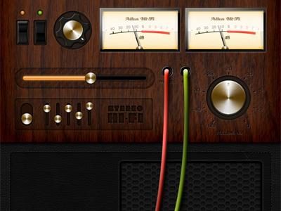 Vintage Hi-fi hi-fi vintage wood audio vintage hifi
