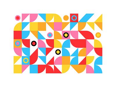 Abstract Shapes creativecoding generativeart
