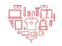 Designer's things