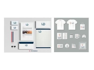 Brand Identity logo social media banner graphic flyer design brand identity branding design graphic design