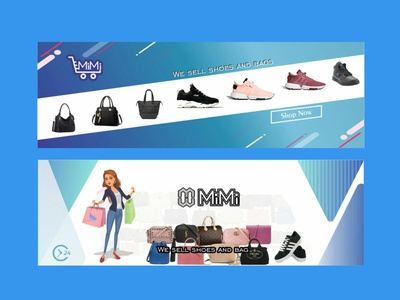 Web banner ad logo graphic social media banner flyer design design brand identity branding graphic design