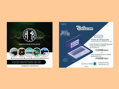 Flyer design ui flyer design brand identity branding design logo illustration social media banner graphic graphic design