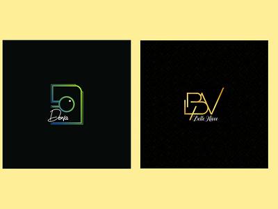 Monogram logo design ui logo graphic flyer design social media banner brand identity branding design graphic design logo design